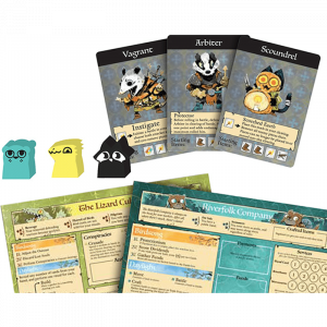 Root: The Riverfolk Expansion (5th Printing)2