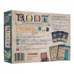 Root: The Riverfolk Expansion (5th Printing)1