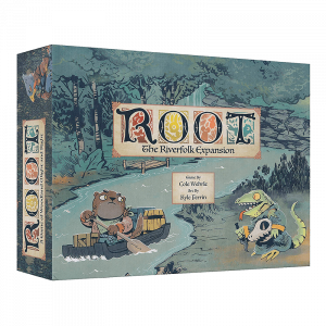 Root: The Riverfolk Expansion (5th Printing)0