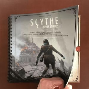 Scythe: Rise of Fenris [2]
