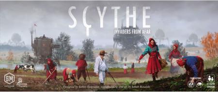 Scythe: Invaders from Afar [0]