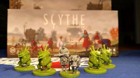 Scythe: Invaders from Afar [2]