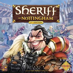 Sheriff of Nottingham (2nd Edition) [0]