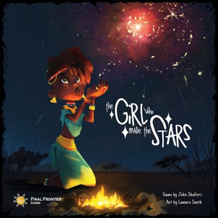(PRECOMANDA) The Girl Who Made The Stars (Kickstarter Edition) [0]