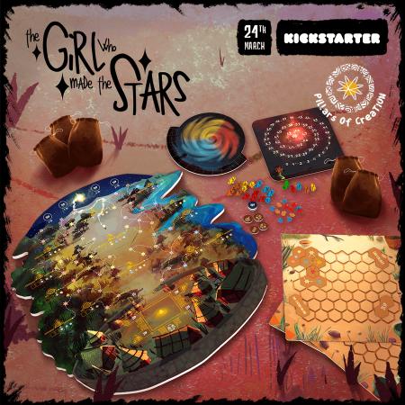 (PRECOMANDA) The Girl Who Made The Stars (Kickstarter Edition) [1]
