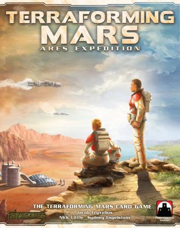 (PRECOMANDA) Terraforming Mars: Ares Expedition (Retail) [0]