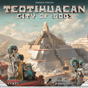 Teotihuacan: City of Gods0