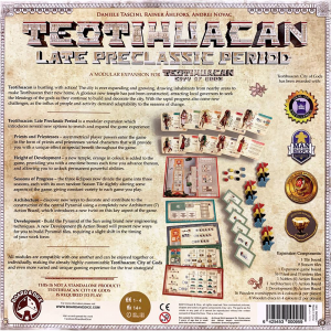 Teotihuacan: Late Preclassic Period [1]