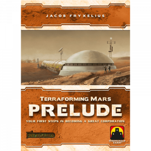 Terraforming Mars: Prelude0