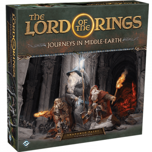 The Lord of the Rings: Journeys in Middle Earth – Shadowed Paths Expansion0
