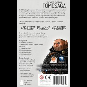The West Kingdom Tomesaga1