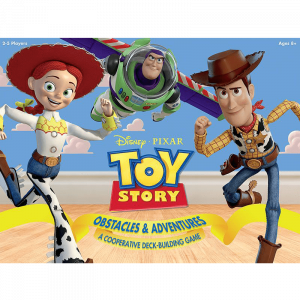 Toy Story: Obstacles & Adventures [0]