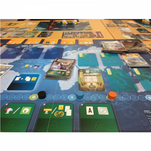 Underwater Cities (2nd print with promo included) [1]