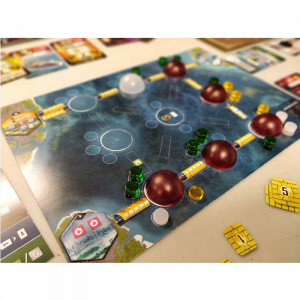 Underwater Cities (2nd print with promo included) [3]