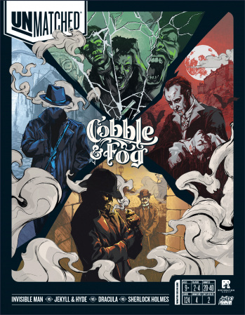 Unmatched: Cobble & Fog [0]