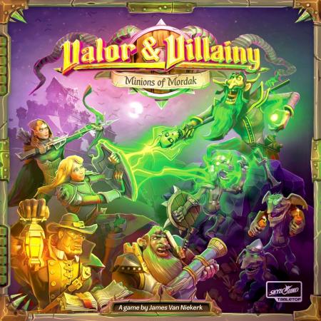 Valor & Villainy: Minions of Mordak [0]