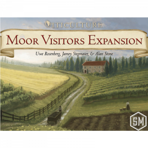 Viticulture: Moor Visitors0