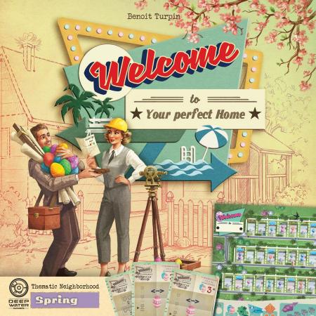 Welcome To...: Spring Thematic Neighborhood [0]
