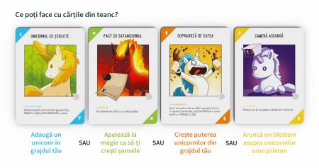 Unstable Unicorns - Editia in limba romana3