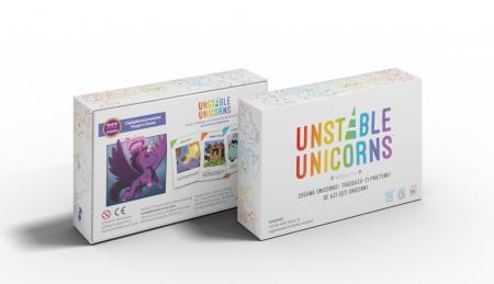 Unstable Unicorns - Editia in limba romana4