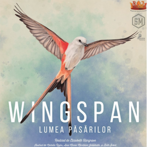 Wingspan + Swift Start Pack (editie romana) [0]
