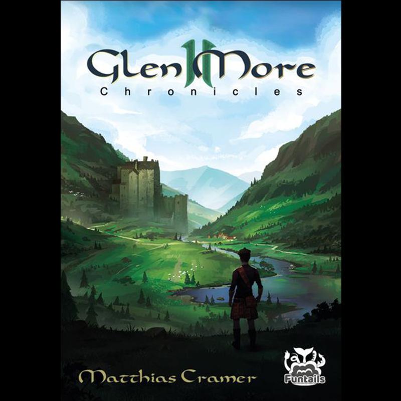 Glen More II: Chronicles (DE EN)