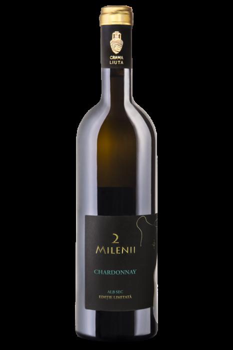 2 Milenii Chardonnay, Crama Liuta / Verde 0