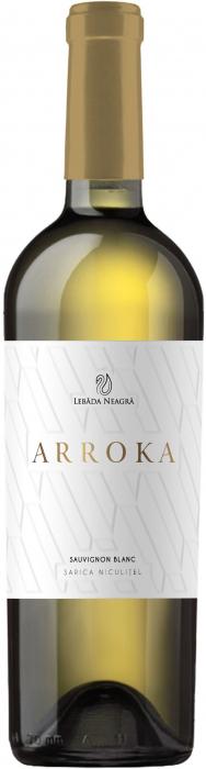 Arroka Sauvignon Blanc, Crama Lebada Neagra 0