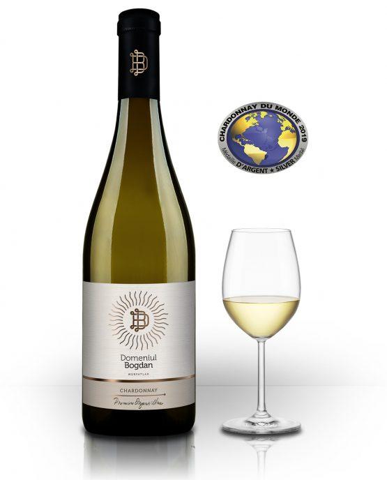 Chardonnay Organic, Domeniul Bogdan 0