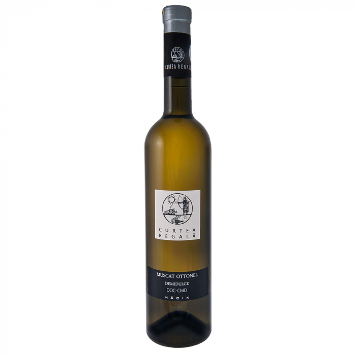 Muscat Ottonel, Vinuri de Macin 0