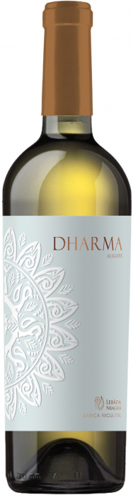 Dharma Aligote, Crama Lebada Neagra 0