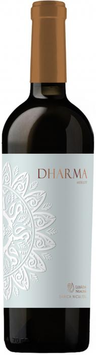 Dharma Merlot, Crama Lebada Neagra 0