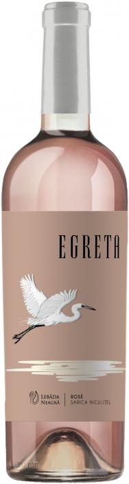 Egreta Rose, Crama Lebada Neagra 0