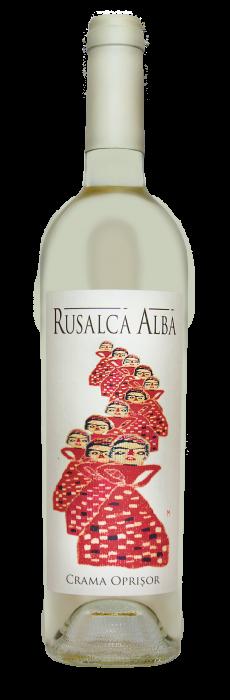 Rusalca Alba, Crama Oprisor 0