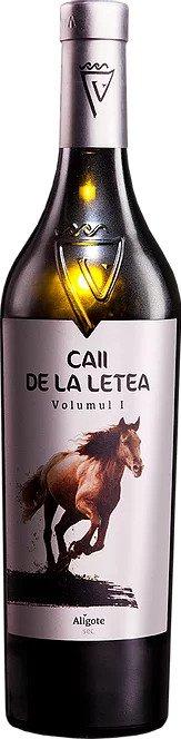 Caii de la Letea Aligote Volumul 1, Via Viticola Sarica Niculitel 0