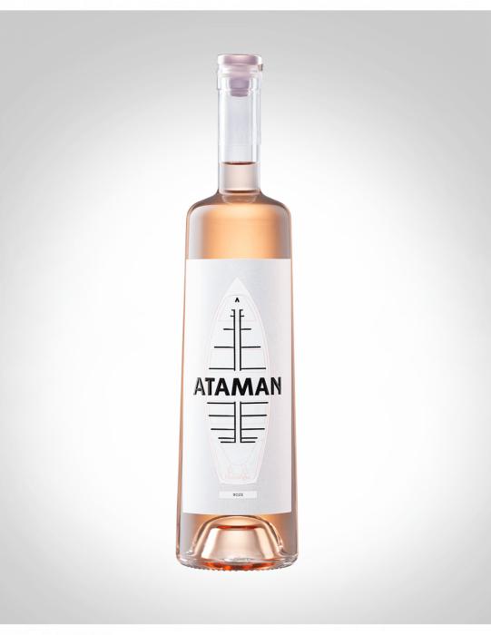 Ataman Rose, Crama Hamangia 0
