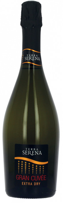 Bianco Spumante Gran Cuvee Extra Dry, Terra Serena 0