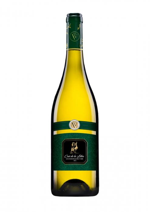 Caii de la Letea Editie Limitata Sauvignon Blanc Fumé, 0.75L, Via Viticola Sarica Niculitel 0