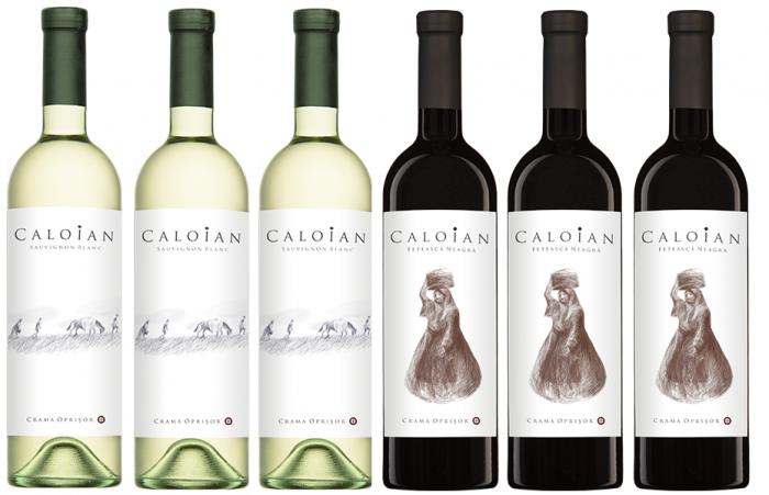 Caloian  Promo Bax 6  Sticle, Crama Oprisor 1