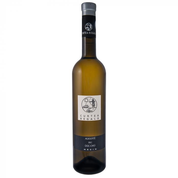 Curtea Regala Aligote, Vinuri De Macin [0]