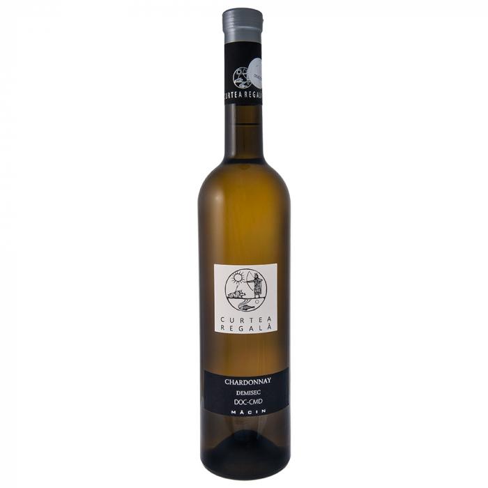 Curtea Regala Chardonnay, Vinuri De Macin [0]