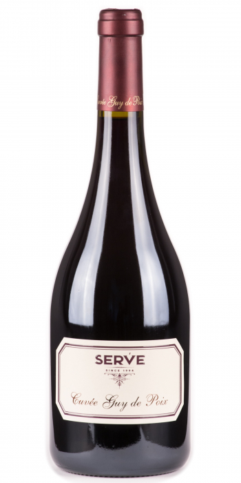 Cuvee Guy De Poix Feteasca Neagra 2016, 0.75L, Serve 0