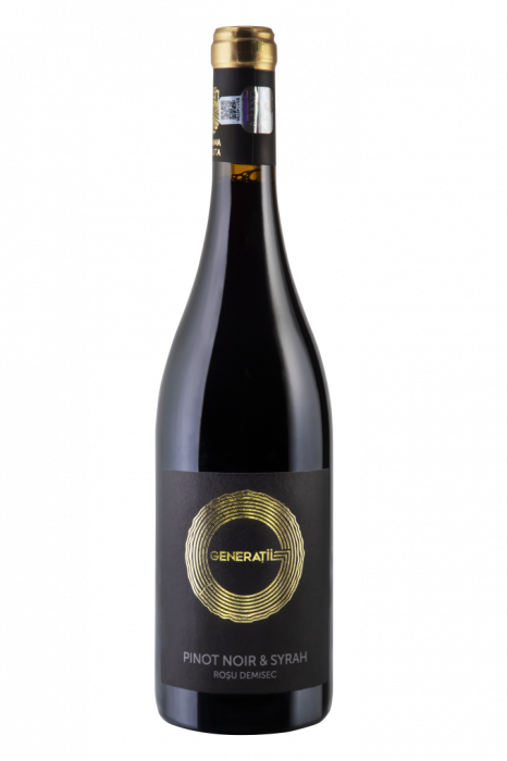 Generatii Pinot Noir & Syrah, Crama Liuta / Verde 0