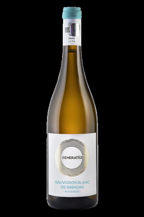 Generatii Sauvignon Blanc, Crama Liuta / Verde 0