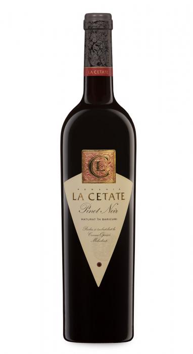 La Cetate Pinot Noir, Crama Oprisor 0