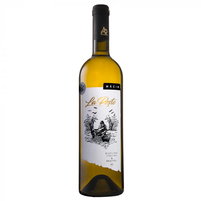 La Peste, Vinuri De Macin 0