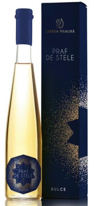 Praf de Stele, Chardonnay Dulcea, Crama Lebada Neagra 0