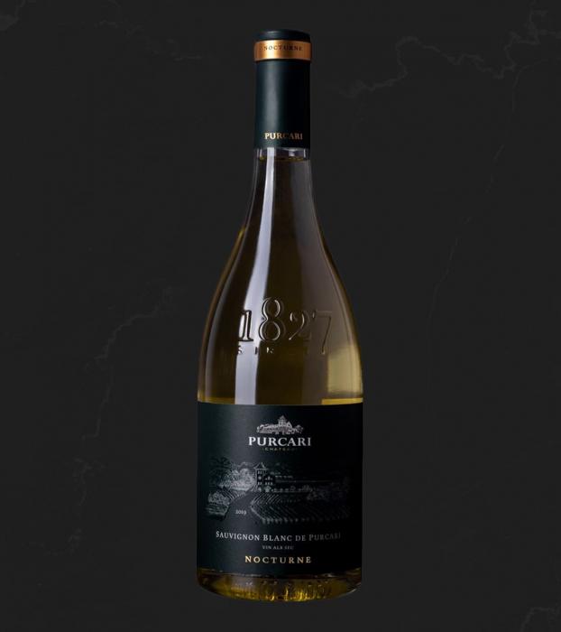 Nocturne Pinot Grigio, Purcari - Copie 0