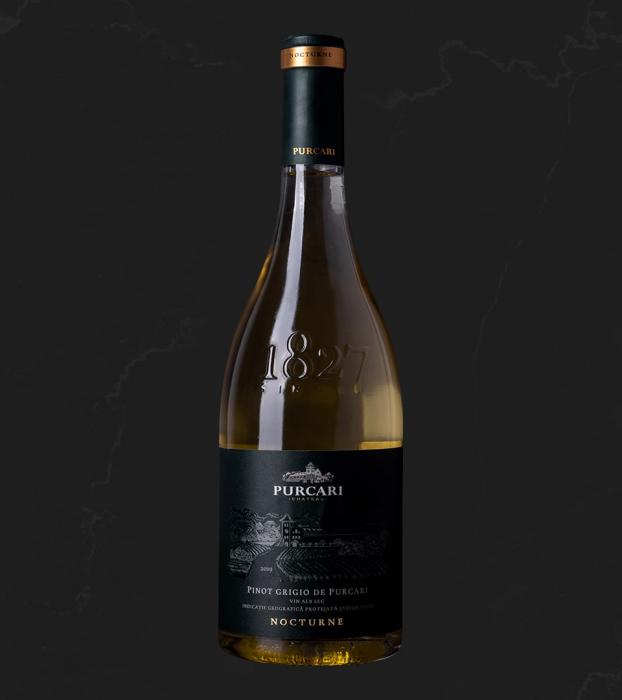 Nocturne Pinot Grigio, Purcari 0