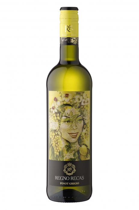 Regno Pinot Grigio, Cramele Recas [0]